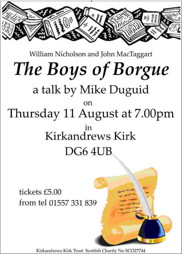 Boys of Borgue